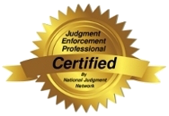judgment enforcement certified
